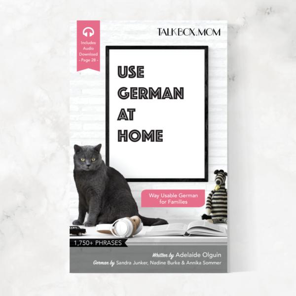 Use German at Home