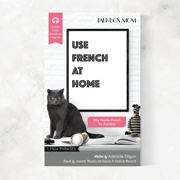 Use French at Home