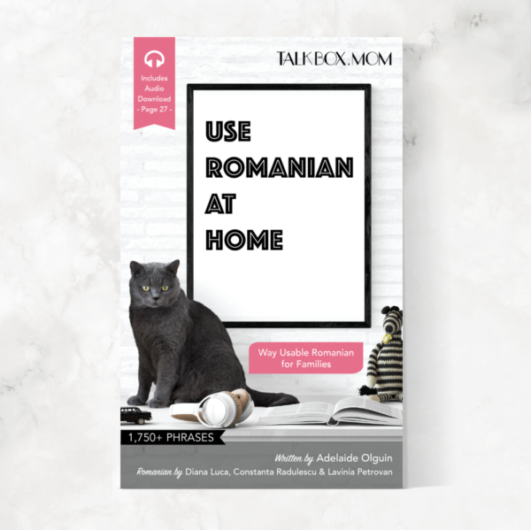 Use Romanian at Home