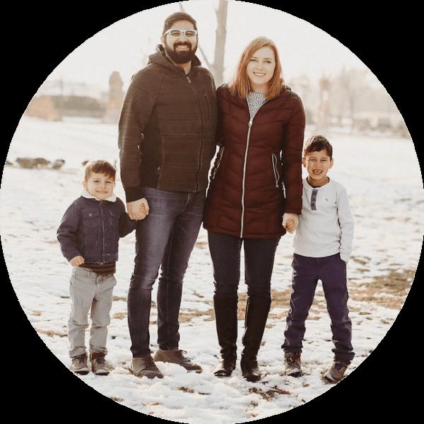 The Olguin Family