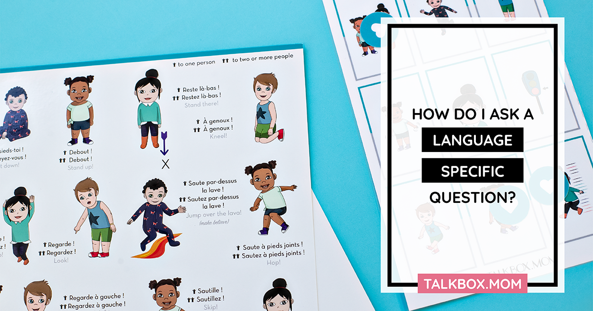 How to Ask a Language Specific Question_Blog